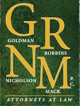 Firm Logo for Goldman Robbins Nicholson Mack P.C.