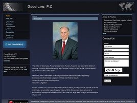 Firm Logo for Good Law, P.C.