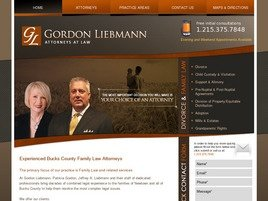 Gordon Liebmann Law Firm Logo