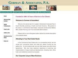 Gorman & Associates, P.A.