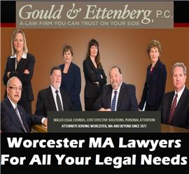 Gould & Ettenberg, P.C. Law Firm Logo