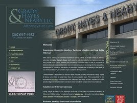 Firm Logo for Grady, Hayes & Neary, LLC