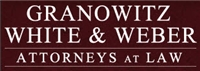 Granowitz, White and Weber Law Firm Logo