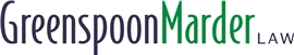 Greenspoon Marder Law Law Firm Logo