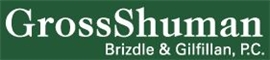 Gross, Shuman Brizdle & Gilfillan, P.C. Law Firm Logo
