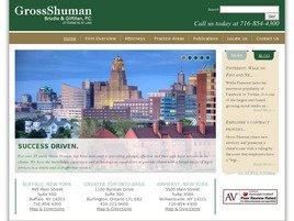 Firm Logo for Gross, Shuman Brizdle & Gilfillan, P.C.