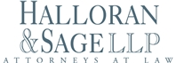 Firm Logo for Halloran & Sage LLP