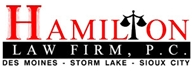 Firm Logo for Hamilton Law Firm, P.C.