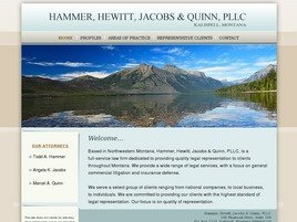 Hammer, Hewitt, Jacobs & Quinn, PLLC Law Firm Logo