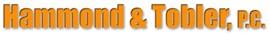 Firm Logo for Hammond & Tobler, P.C.