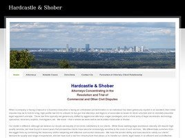 Firm Logo for Hardcastle Shober