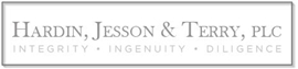 Hardin Jesson & Terry, PLC Law Firm Logo