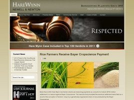 Firm Logo for Hare, Wynn, Newell <br />and Newton, LLP
