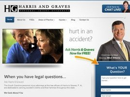 Firm Logo for Harris Graves P.A.