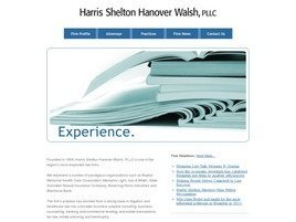 Harris Shelton Hanover Walsh, PLLC Law Firm Logo