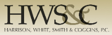 Harrison, White, Smith & Coggins, P.C. Law Firm Logo