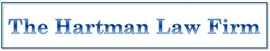 Firm Logo for Hartmann Law Firm