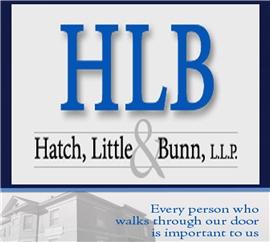 Hatch, Little & Bunn, L.L.P. Law Firm Logo