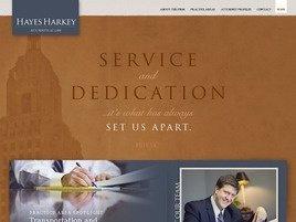 Firm Logo for Hayes Harkey Smith Cascio L.L.P.