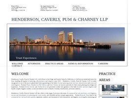 Henderson, Caverly, Pum & Charney LLP