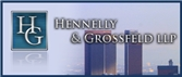 Hennelly & Grossfeld LLP Law Firm Logo