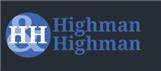 Highman & Highman Law Firm Logo