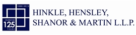 Hinkle Shanor LLP Law Firm Logo