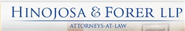 Hinojosa & Forer LLP Law Firm Logo