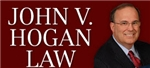 The Law Offices of John V. Hogan Law Firm Logo