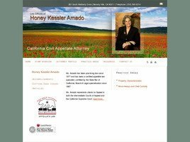 Firm Logo for Honey Kessler Amado