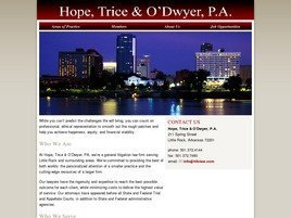 Firm Logo for Hope Trice ODwyer P.A.