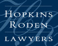 Firm Logo for Hopkins Roden Crockett Hansen Hoopes PLLC