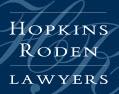 Hopkins Roden Crockett <br />Hansen & Hoopes, PLLC Law Firm Logo