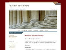 Firm Logo for Howerton Dorris Stone