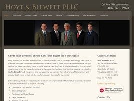 Firm Logo for Hoyt Blewett PLLC