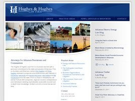 Firm Logo for Hughes & Hughes Law Firm