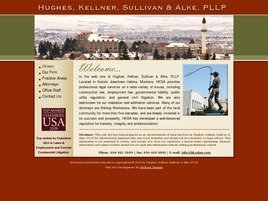 Firm Logo for Hughes, Kellner, Sullivan <br />& Alke, PLLP