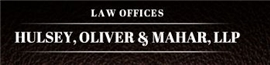 Firm Logo for Hulsey, Oliver & Mahar, LLP