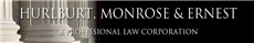 Firm Logo for Hurlburt Monrose Ernest A Professional Law Corporation