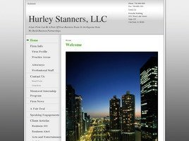Hurley Stanners, LLC Law Firm Logo