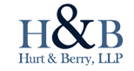 Hurt & Berry, LLP Law Firm Logo