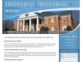 Firm Logo for Hutchens & Hutchens, P.C.