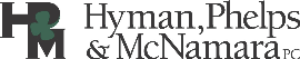 Hyman, Phelps & McNamara, P.C. Law Firm Logo