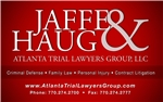 Jaffe & Haug, <br />Atlanta Trial Lawyers Group, LLC Law Firm Logo