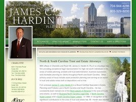 James C. Hardin III, PLLC
