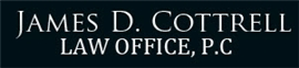 Firm Logo for James D. Cottrell Law Office, P.C.