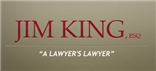 James E. King <br />King Law Corporation Law Firm Logo