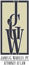 Firm Logo for James G. Whitley P.C.