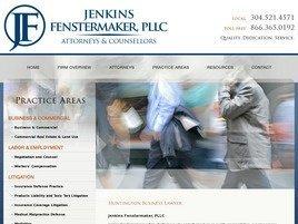 Firm Logo for Jenkins Fenstermaker, PLLC