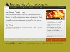 Firm Logo for Jensen Puntigam P.S.
